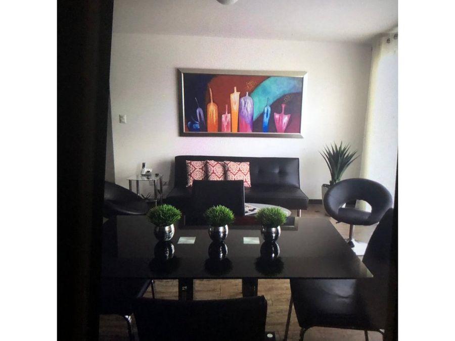 alquilo apartamento amueblado en zona 15 guatemala