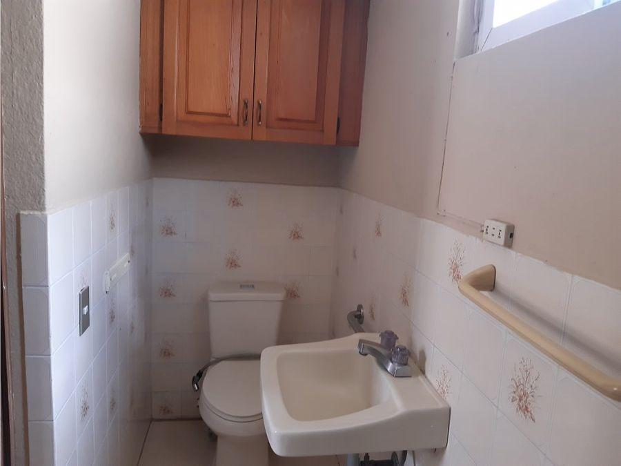 apartamento amueblado en alquiler zona 15