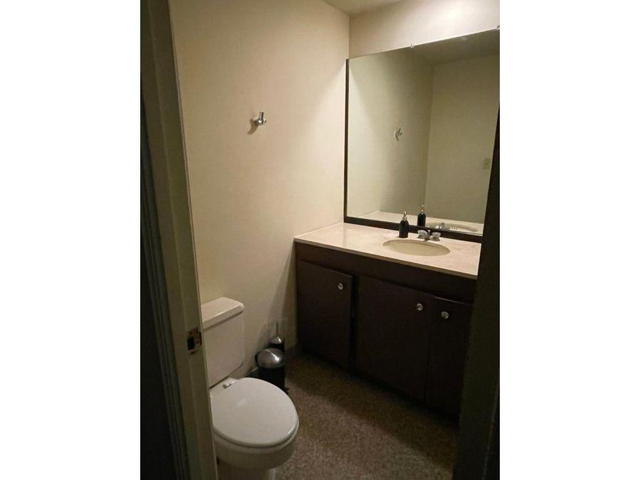 apartamento amueblado en alquiler zona 15 vhii