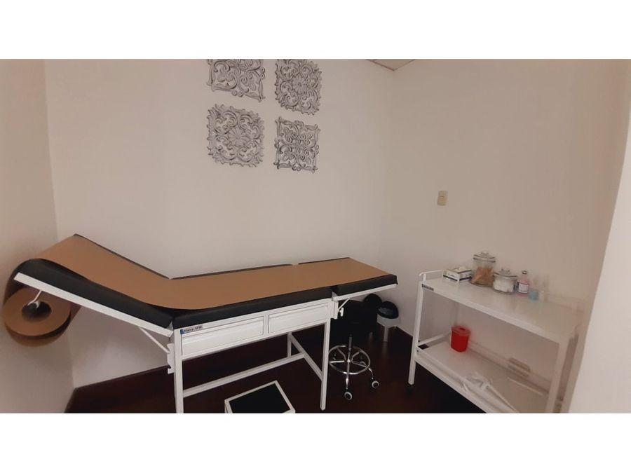 consultorio clinico en alquiler edificio crece el naranjo