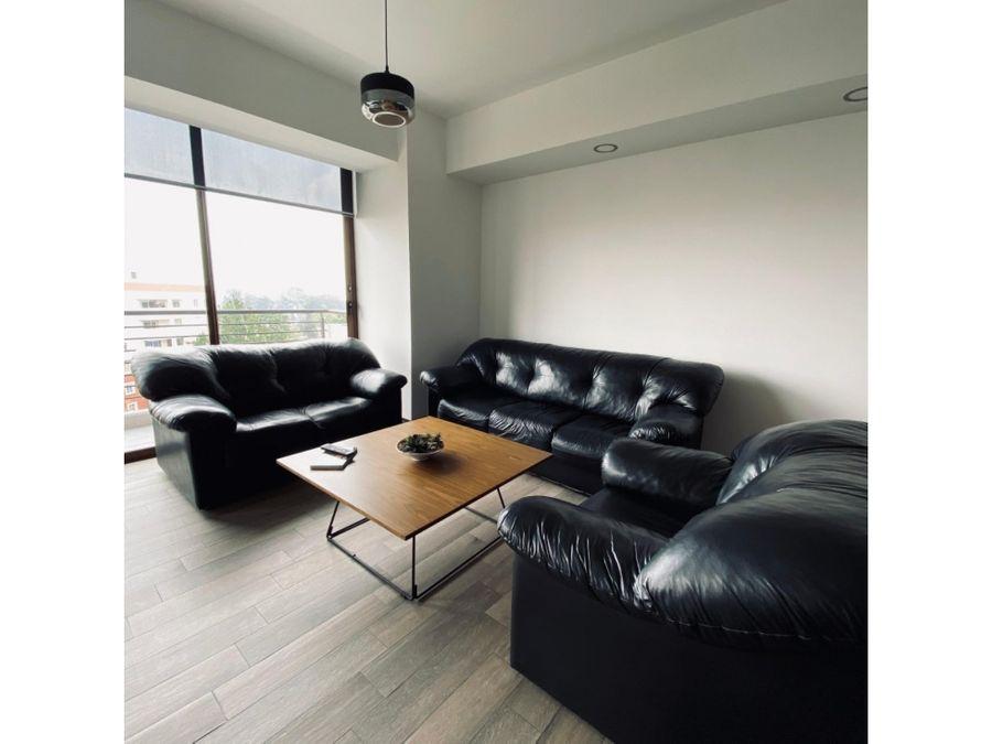 apartamento amueblado en alquiler zona 16 guatemala