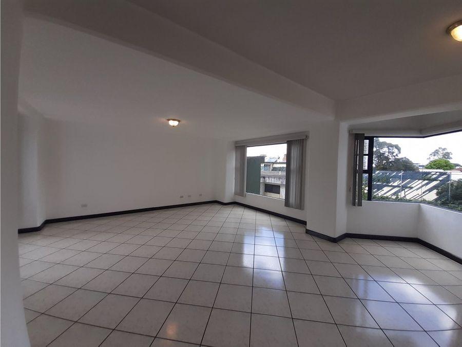 alquiler de apartamento en zona 15 guatemala