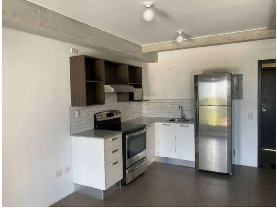 apartamento en alquiler zona 10 tipo loft