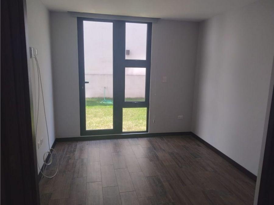 apartamento en alquiler zona 15 vista hermosa ii