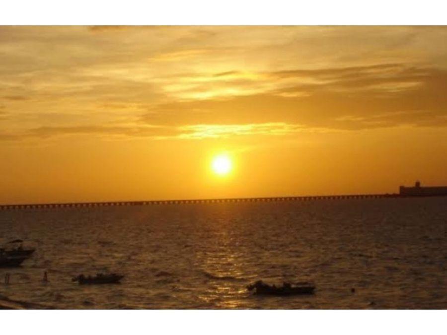 terrenos playa chicxulub puerto yucatan