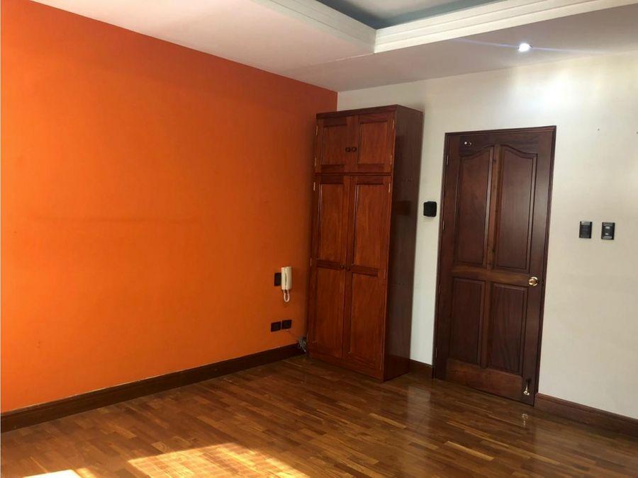 rento apartamento en san ignacio zona 10