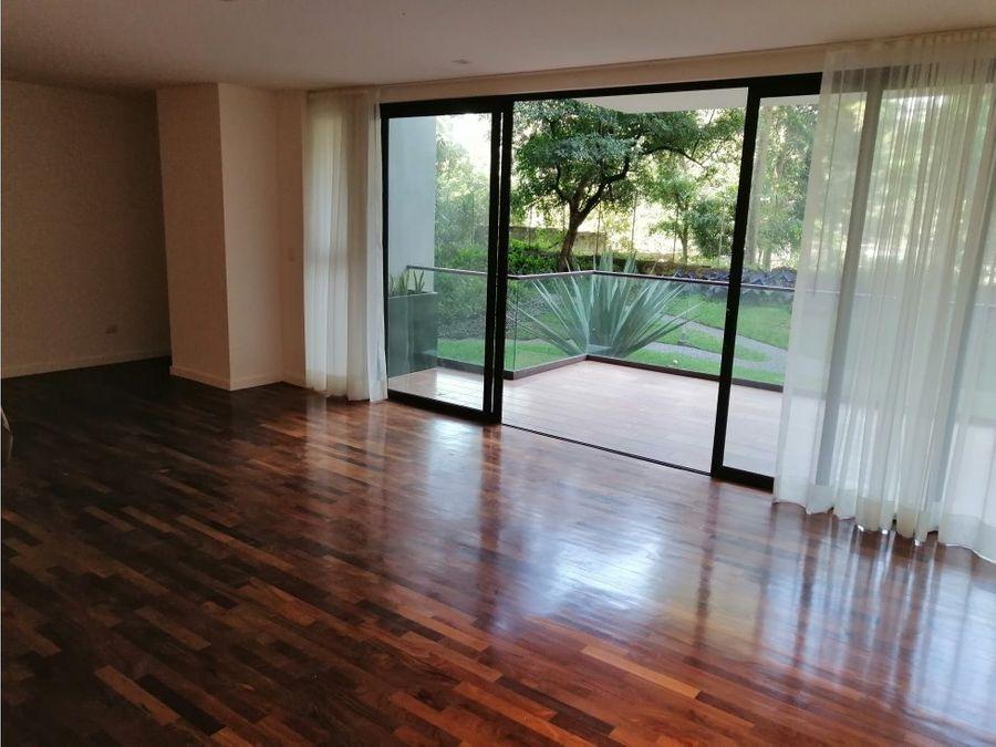 rento nuevos amplios y modernos apartamentos en zona 10