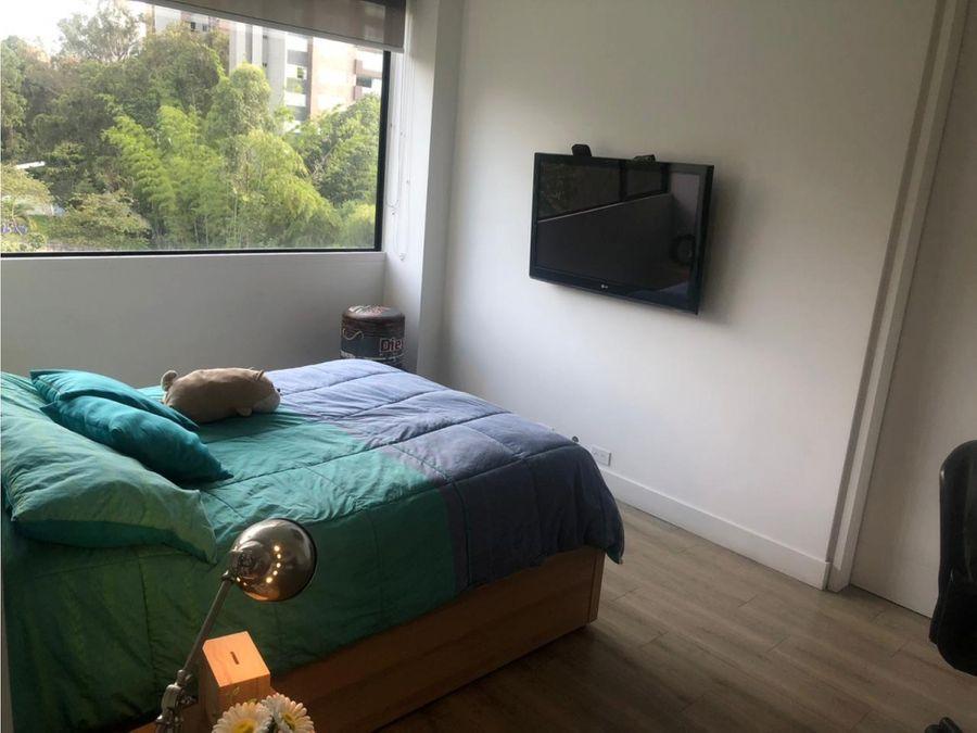 venta de lujoso apartamento en los balsos el poblado medellin