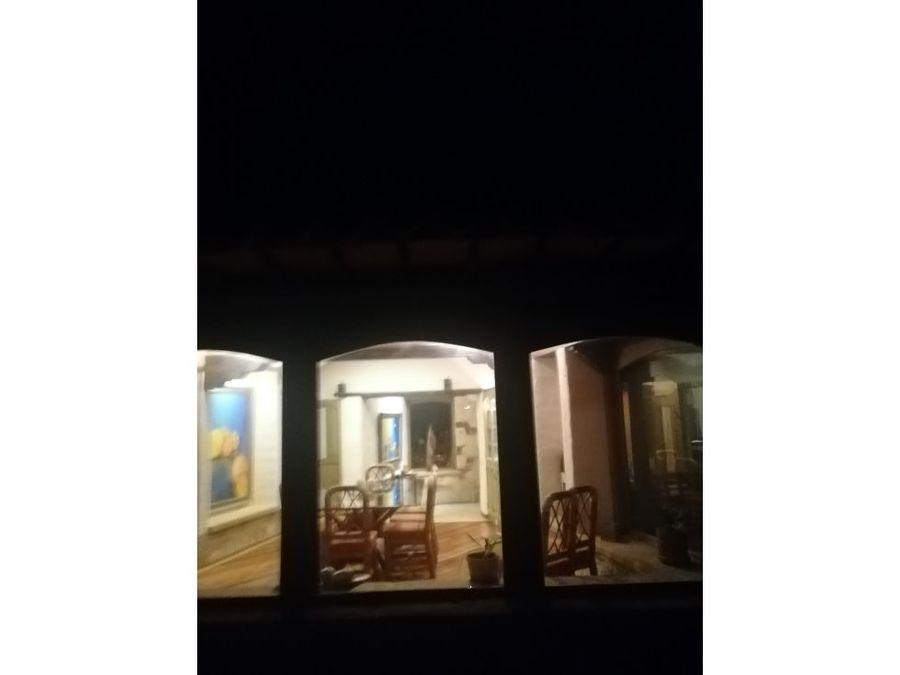 casa en conjunto cerrado fusca