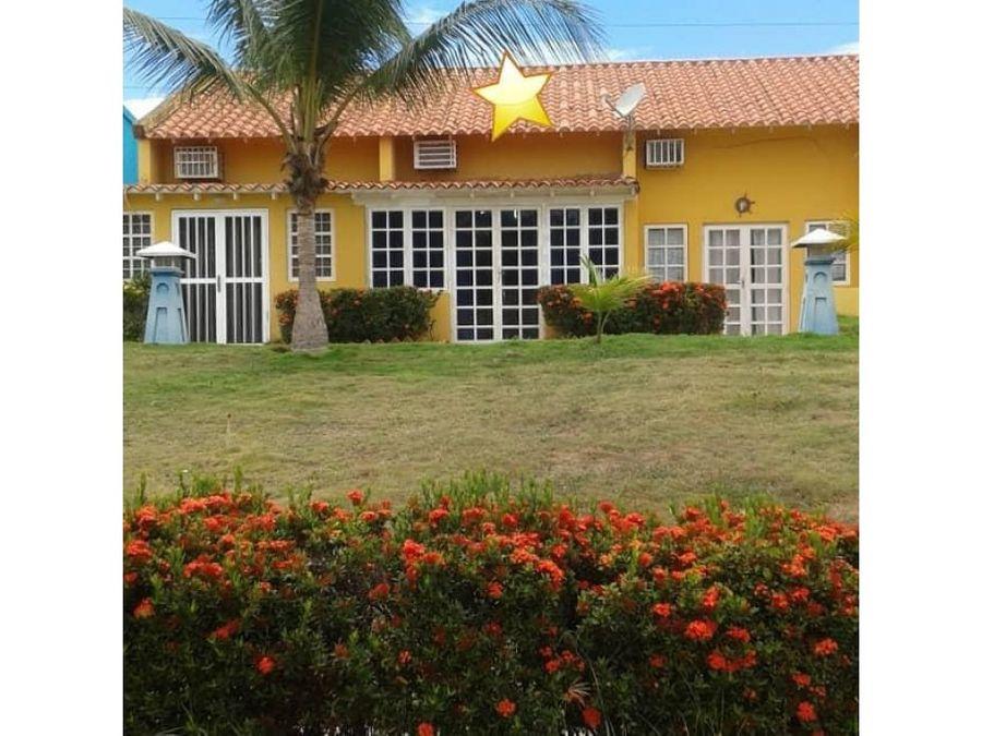 town house vacacional en venta