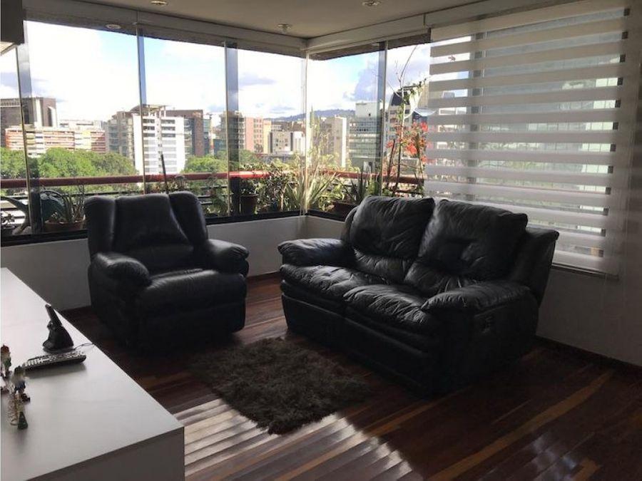 apartamento en venta el bosque country club 3h 3b 2p