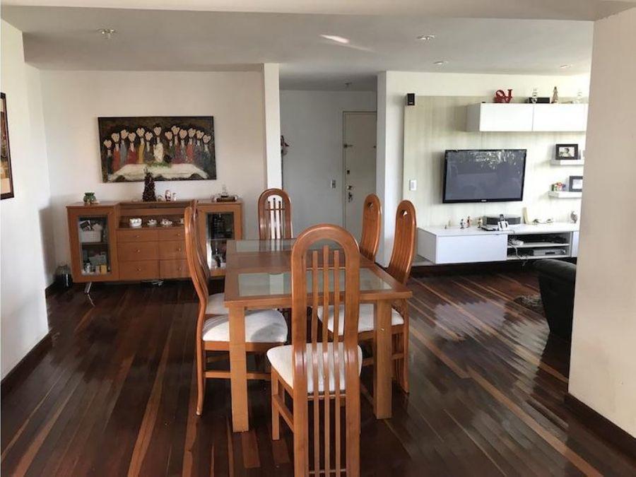 apartamento en venta el bosque country club