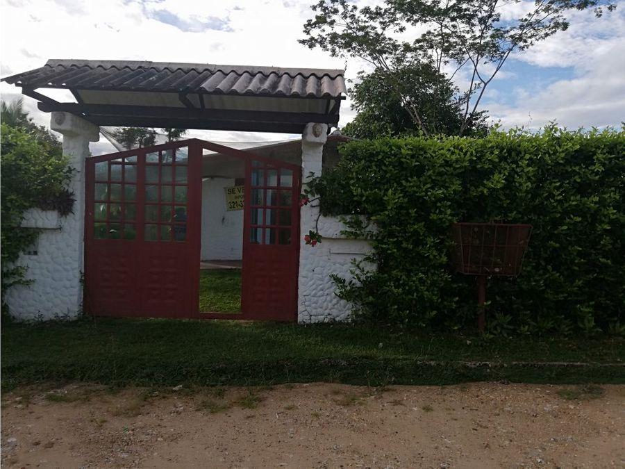 en venta casa lote aldea el lago carmen de apicala