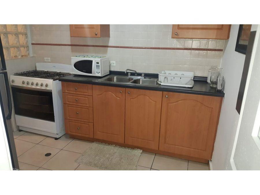 apartamento en alquiler amoblado 2 rec via israel