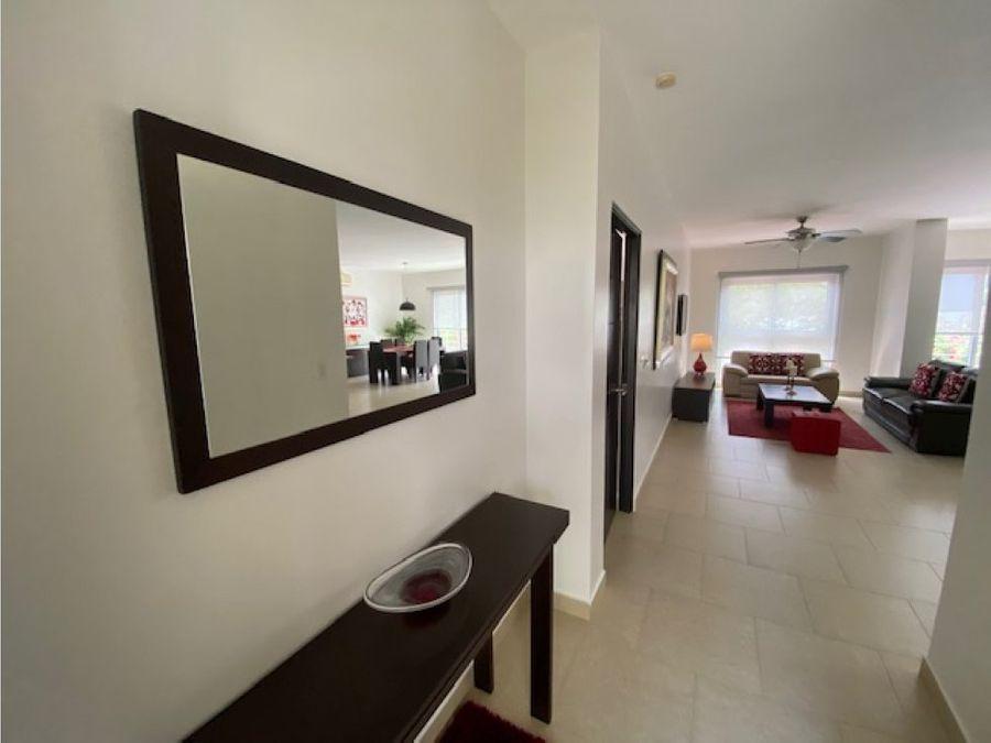 apartamento completamente amoblado 2 recamaras cbe ph soleo