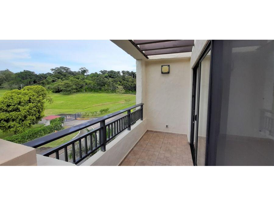 alquilo apartamento nuevo con hermosa vista en river valley
