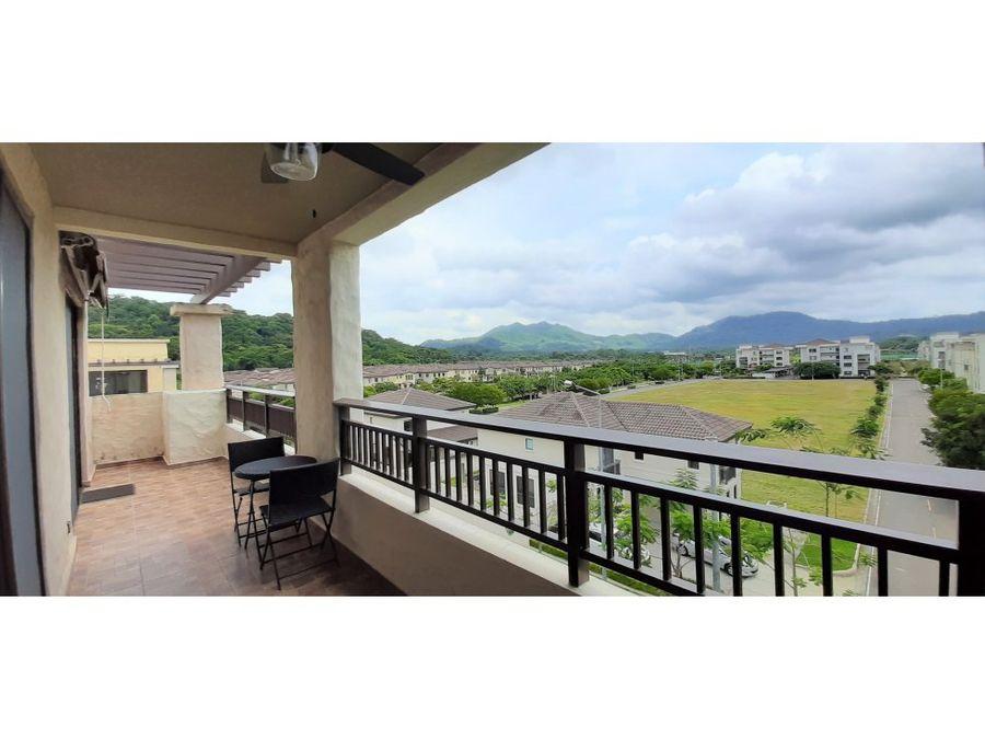 vendo apartamento amoblado river valley panama pacifico