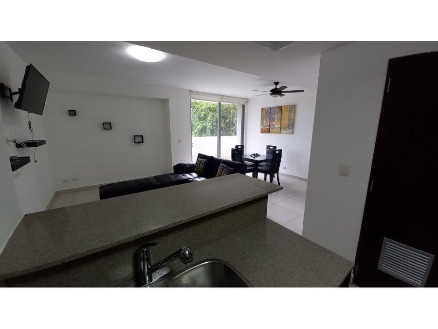 alquiler de apartamento en mosaic amoblado 1 recamara