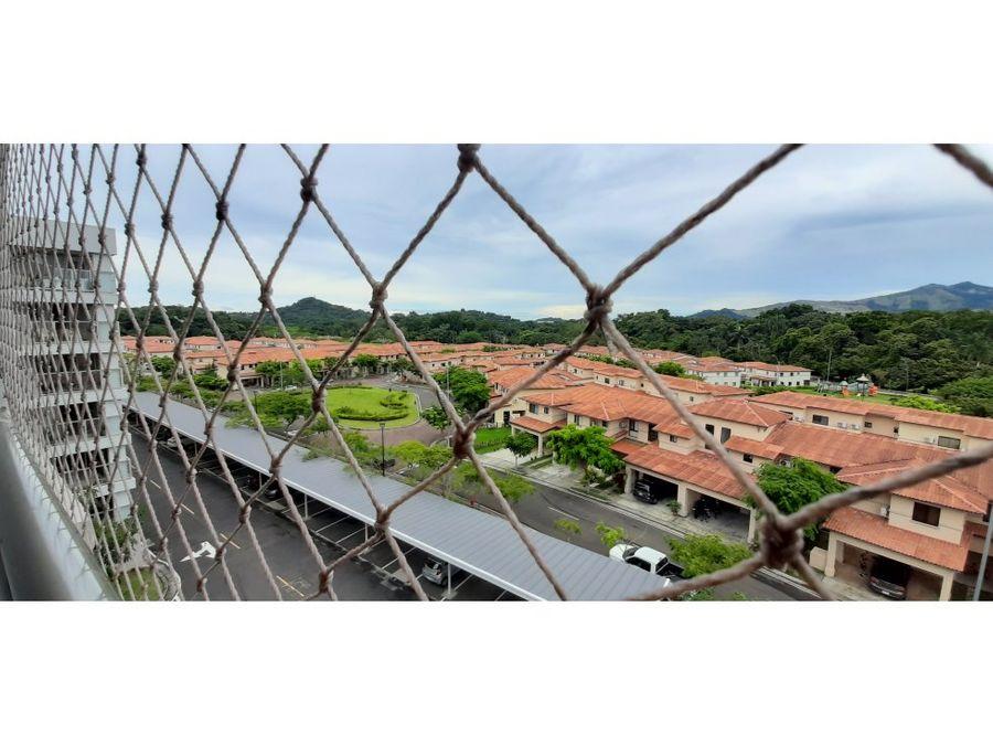 vendo apartamento con vista panoramica woodlands panama pacifico