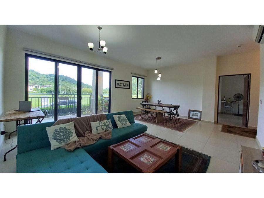 se vende comodo apartamento de 1 rec en river valley panama pacifico