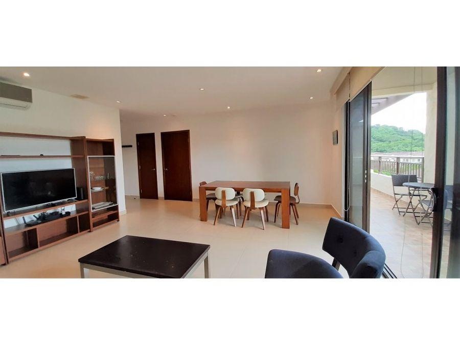 alquiler apartamento amoblado river valley panama pacifico