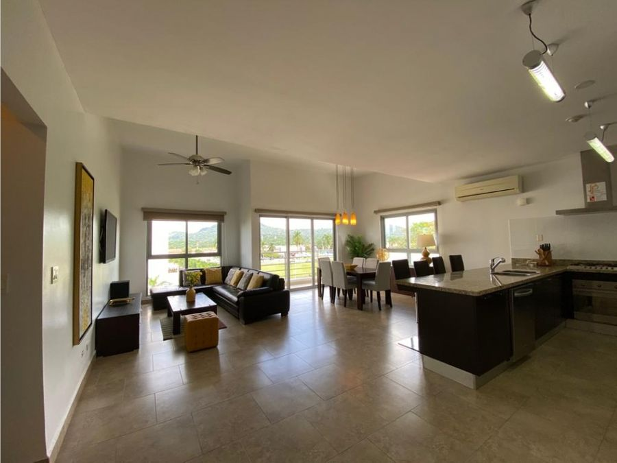 moderno y amplio apartamento 2 rec soleo panama pacifico