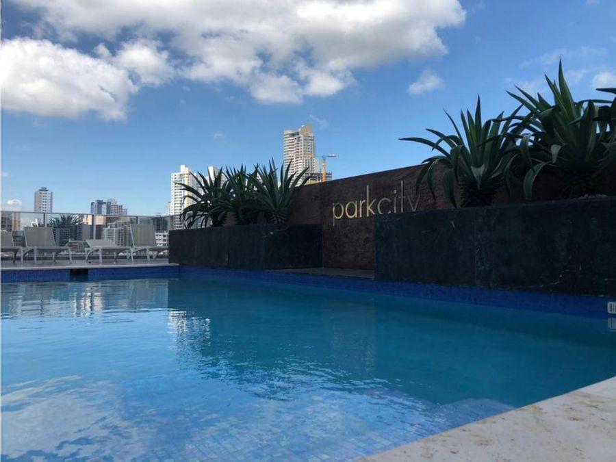 alquiler park city obarrio 2hab