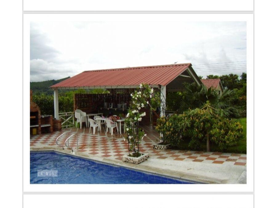 espectacula casa campestre chinauta colombia