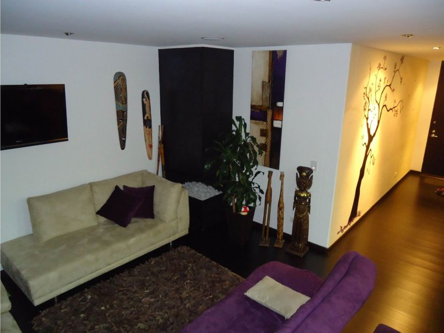 apartamento interior en chico navarra