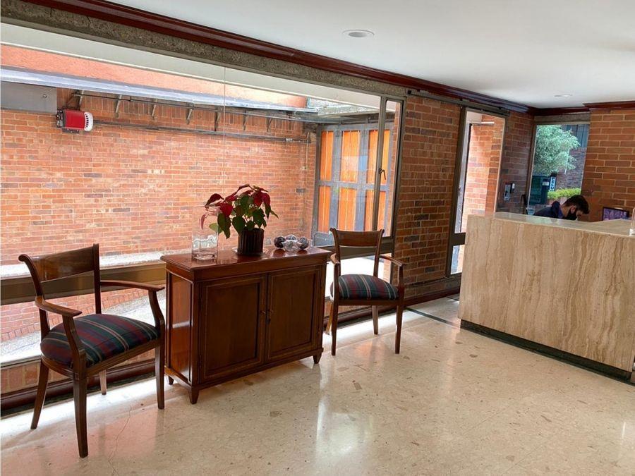 hermoso apartamento clasico chico reservado calle 90 bogota