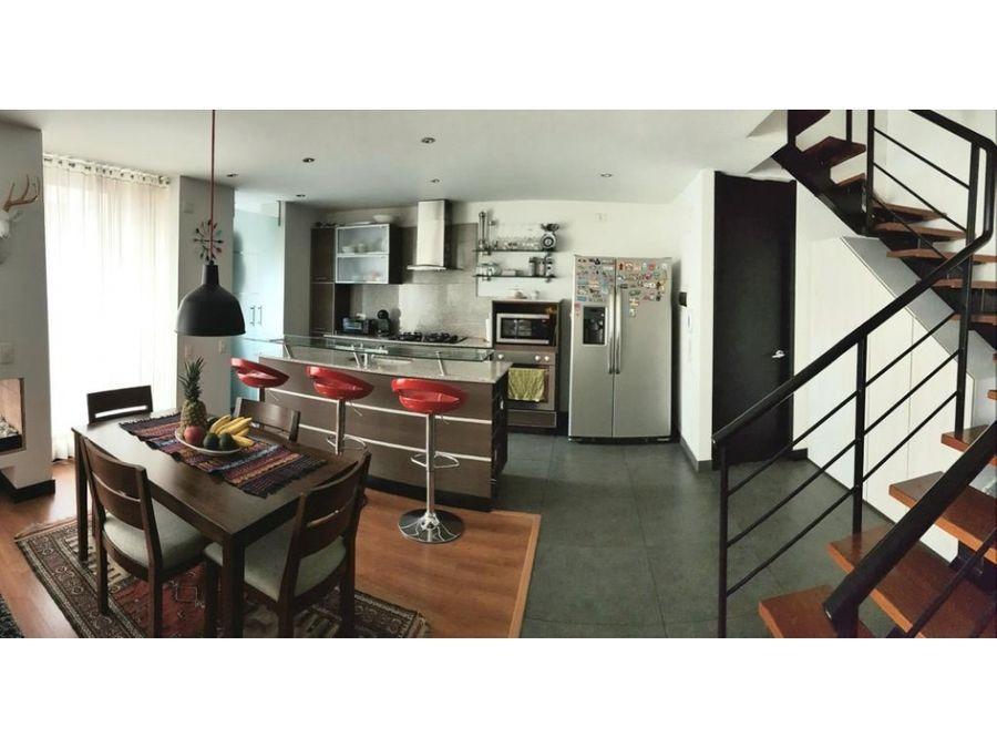 apartamento ph exterior en santa barbara occidental