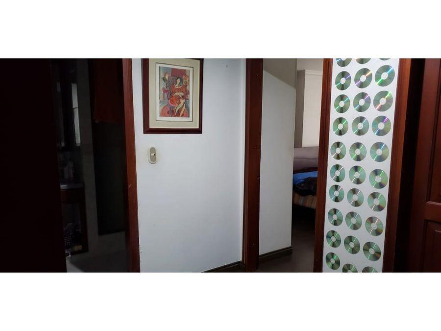 apartamento duplex exterior en chapinero alto
