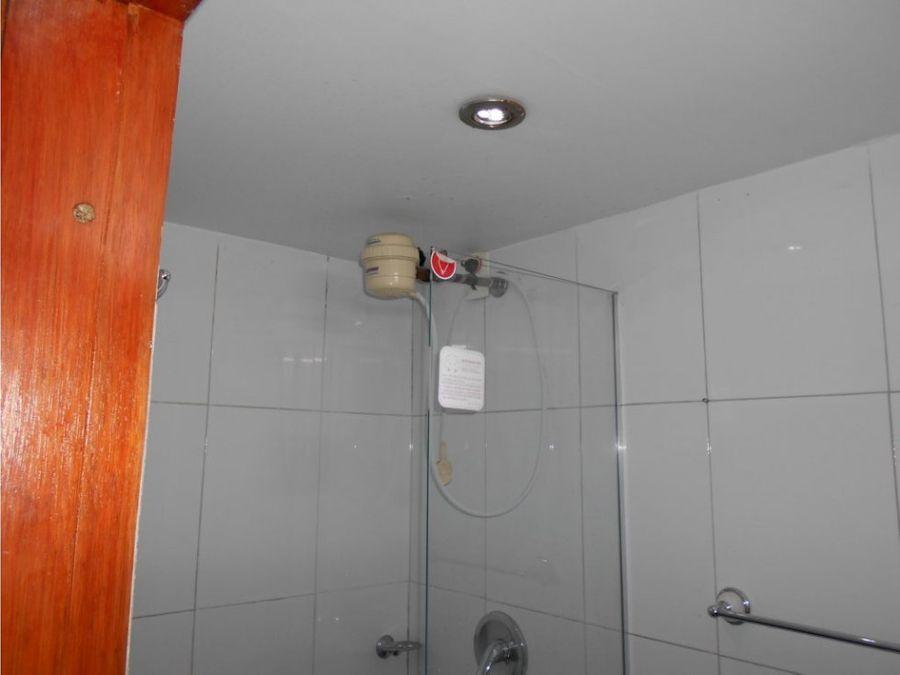 apartamento interior remodelado en chapinero