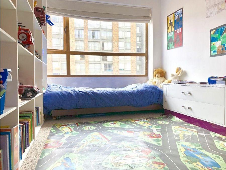 apartamento duplex con club house en cedritos