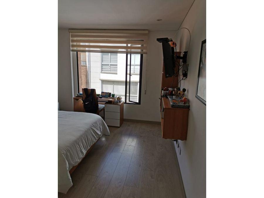 apartamento muy iluminado en el virrey