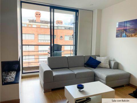 apartamento exterior con 2 balcones en santa barbara occidental