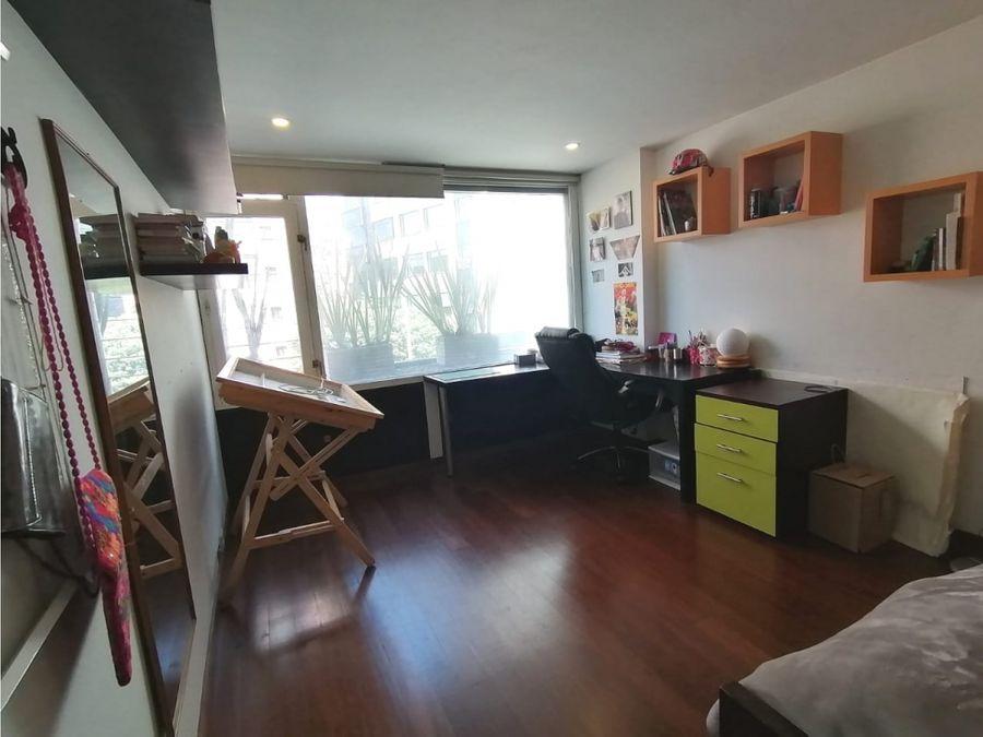 apartamento con vista a 360 y balcon en el refugio