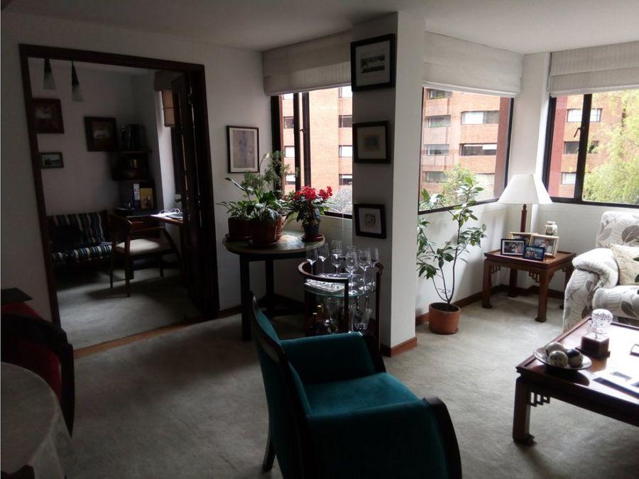 apartamento interior en colina campestre