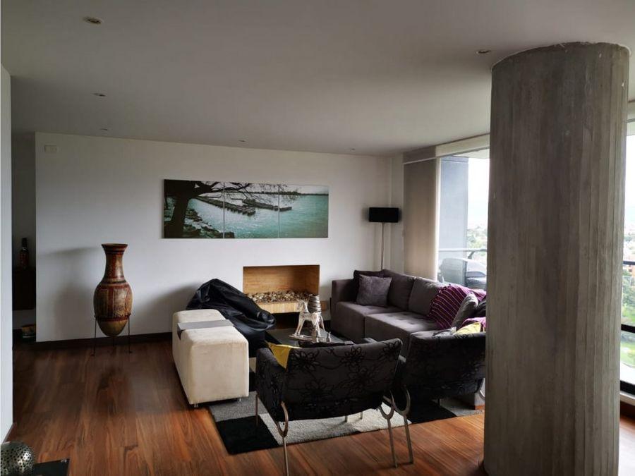 apartamento con vista panoramica en lindaraja