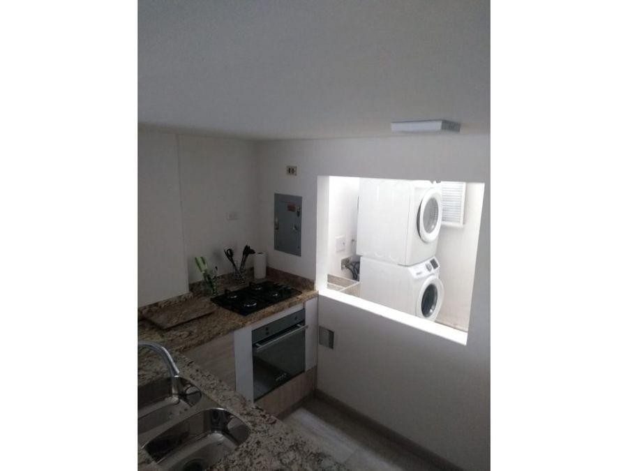 apartamento exterior amoblado totalmente remodelado en el retiro