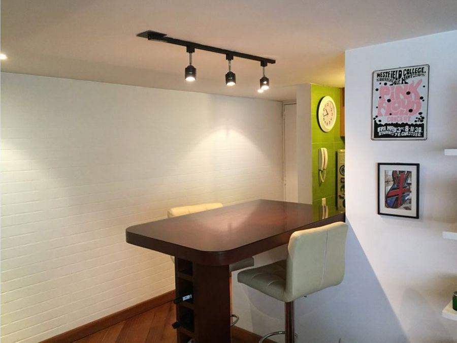 hermoso apartamento interior en rosales bellavista