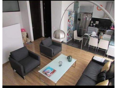 apartaestudio interior con club house en chico norte