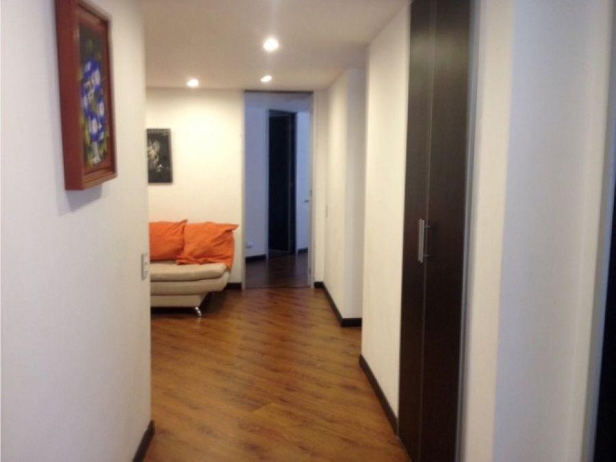 apartamento con terraza de 200m2 en la carolina