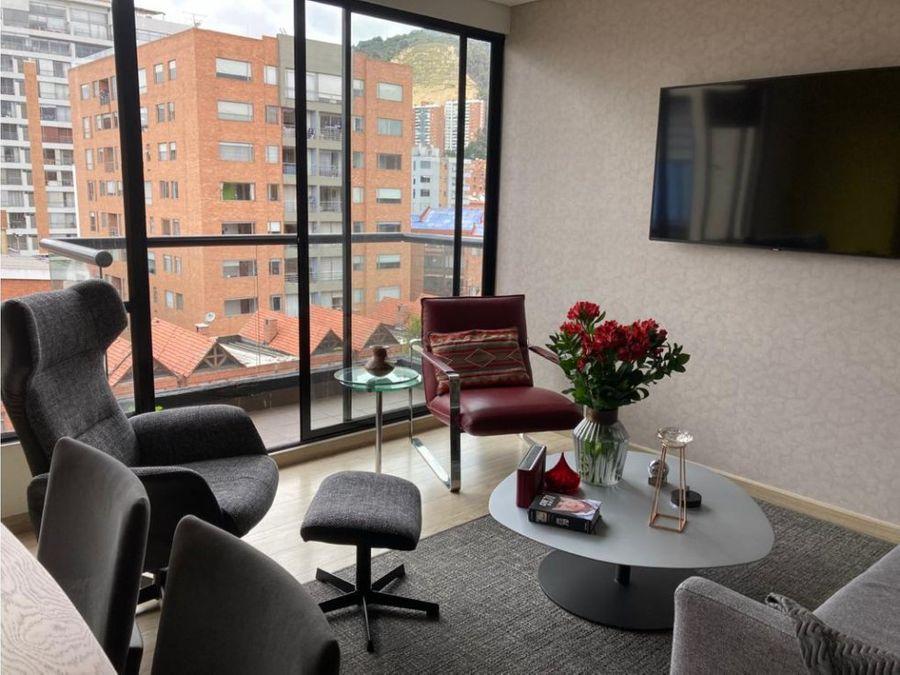 apartamento con balcones en belmira