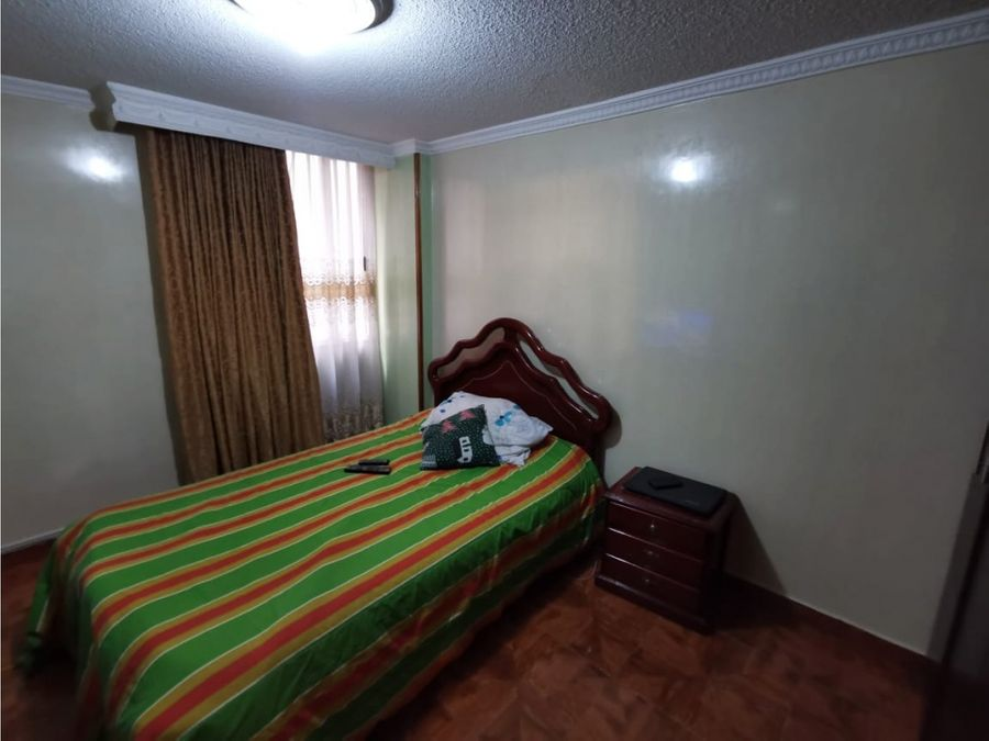 apartamento exterior en chapinero central