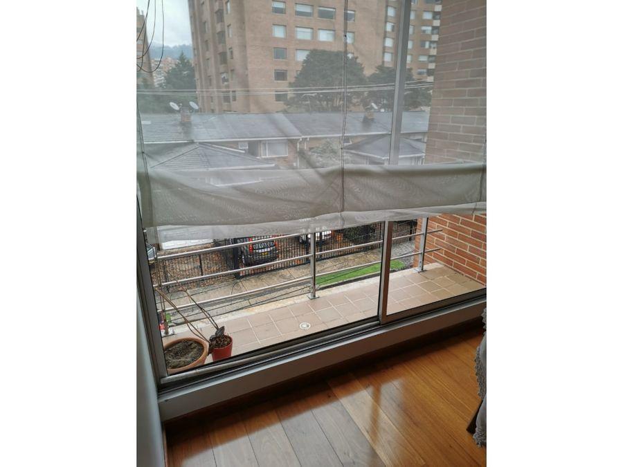 apartamento exterior con balcon en santa paula