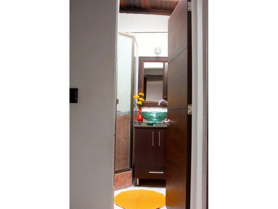 apartamento exterior esquinero en cedritos