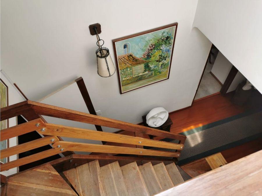 apartamento ph duplex con terraza en santa barbara central