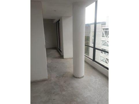 apartamento ph en obra gris con terraza en el virrey