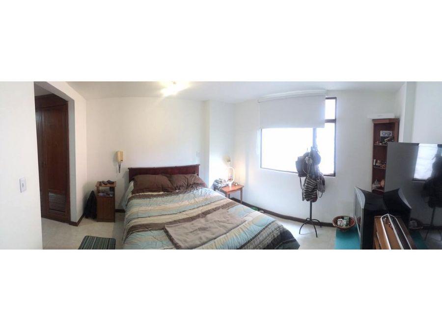 apartamento exterior remodelado en chapinero alto